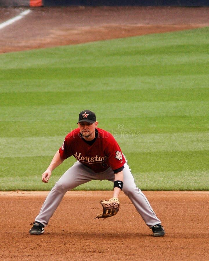 Aubrey Huff, Houston Astros image libre de droits