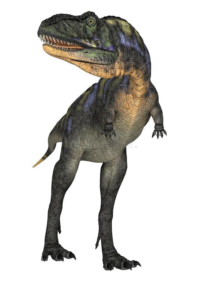 Aucasaurus динозавра бесплатная иллюстрация