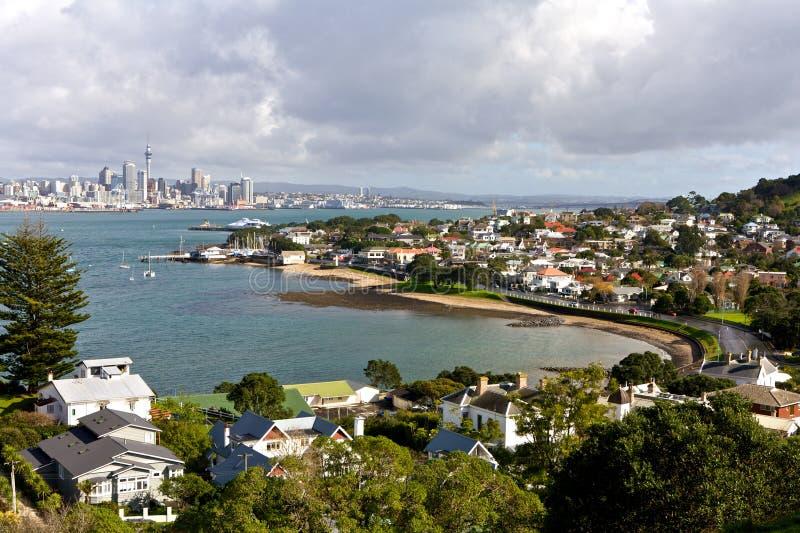 Auckland images libres de droits