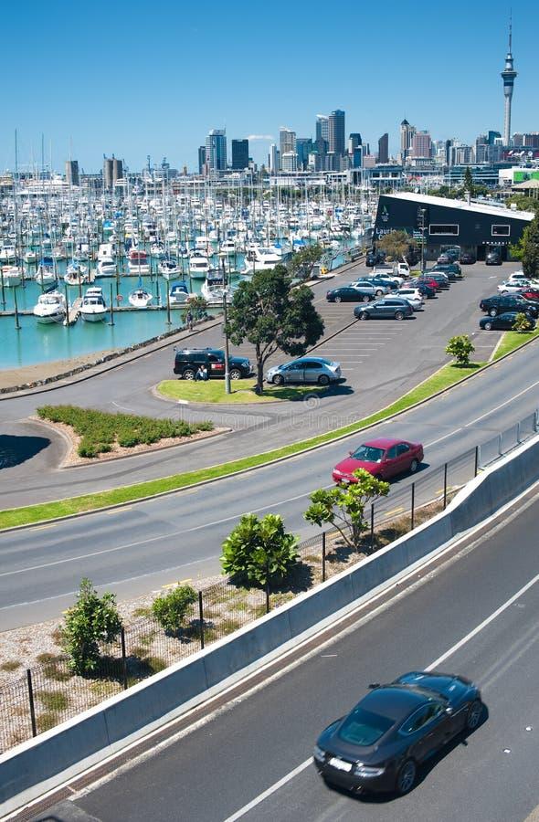 Auckland 3 fotografia stock libera da diritti