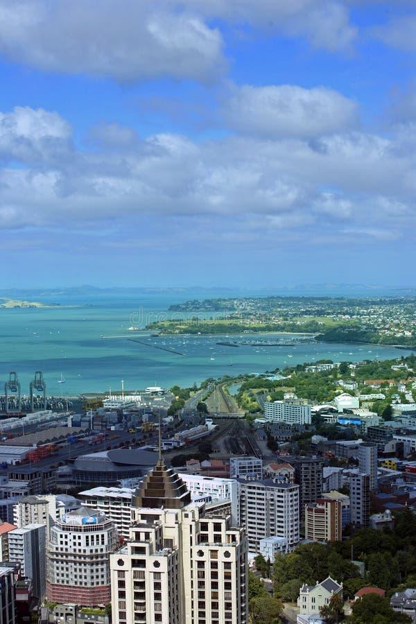 Auckland image libre de droits