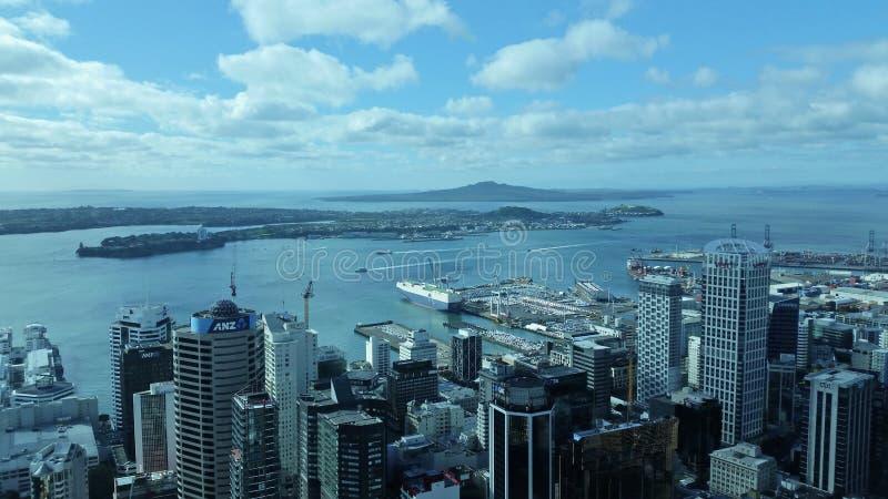 Auckland Citty fotografie stock
