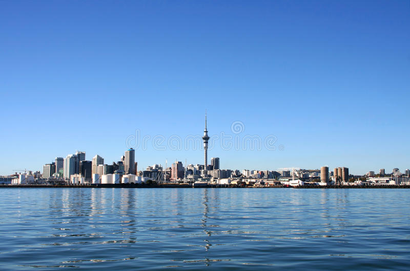 Download Auckland City, New Zealand By Day Stock Image - Image: 13951095