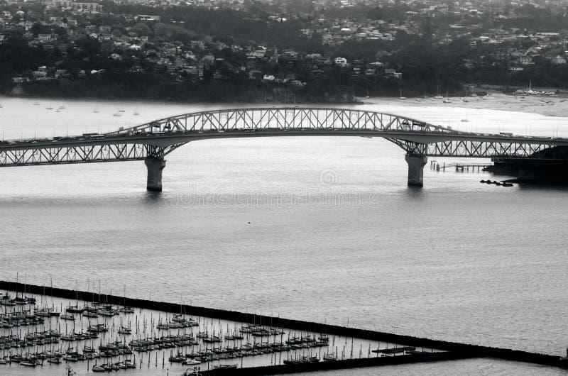 Download Auckland Harbor Bridge In Auckland New Zealand NZ Editorial Photography - Image: 34414637