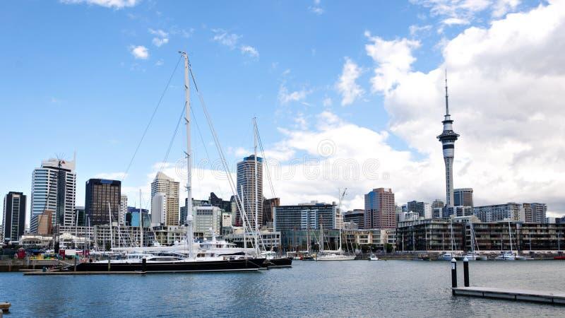 Auckland horisont