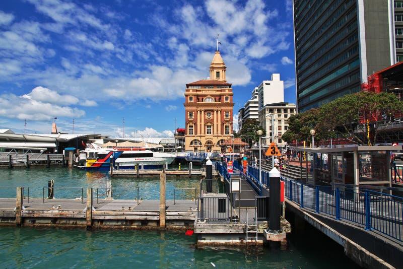Auckland ist eine sch?ne Stadt in Neuseeland stockfoto