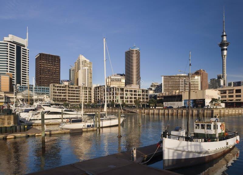 Auckland - la Nouvelle Zélande photos libres de droits