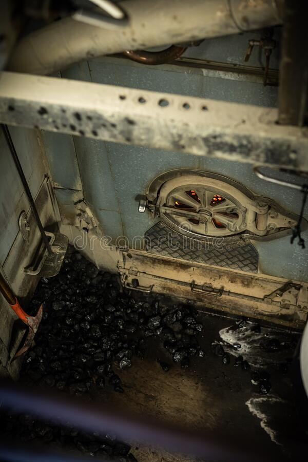 Cruise Ship Engine Control Room: Engine Inside A Ship Stock Photo. Image Of Engine, Machine