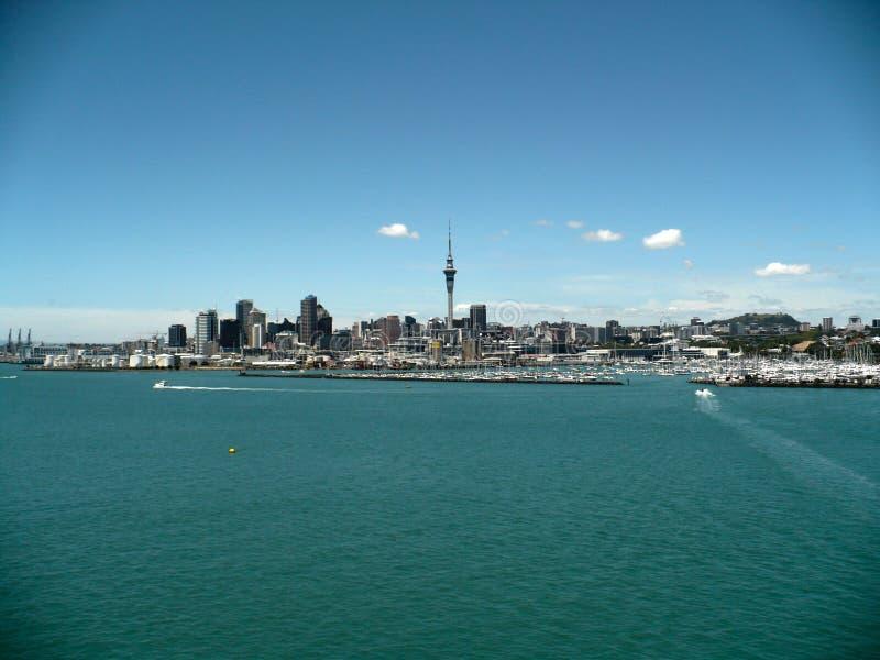 Auckland Nueva Zelandia fotografía de archivo