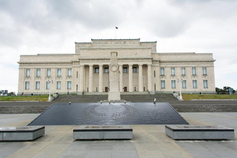 Auckland War Memorial Museum royalty free stock image