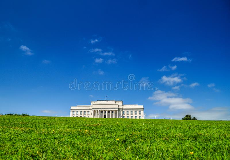 Auckland War Memorial Museum royalty free stock images