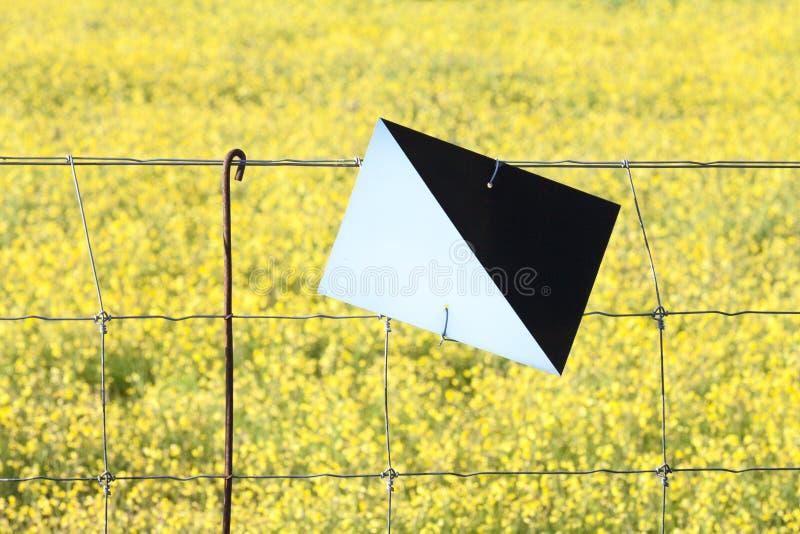Aucun signe de chasse photos libres de droits