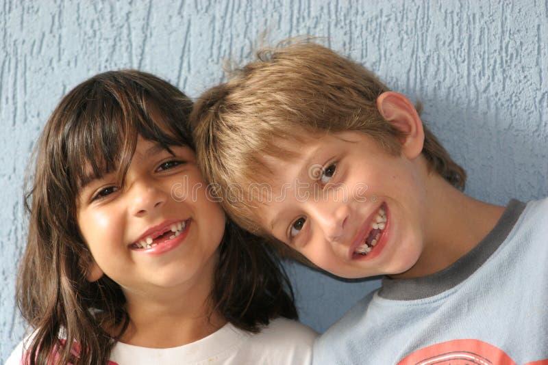 Aucunes dents photo libre de droits