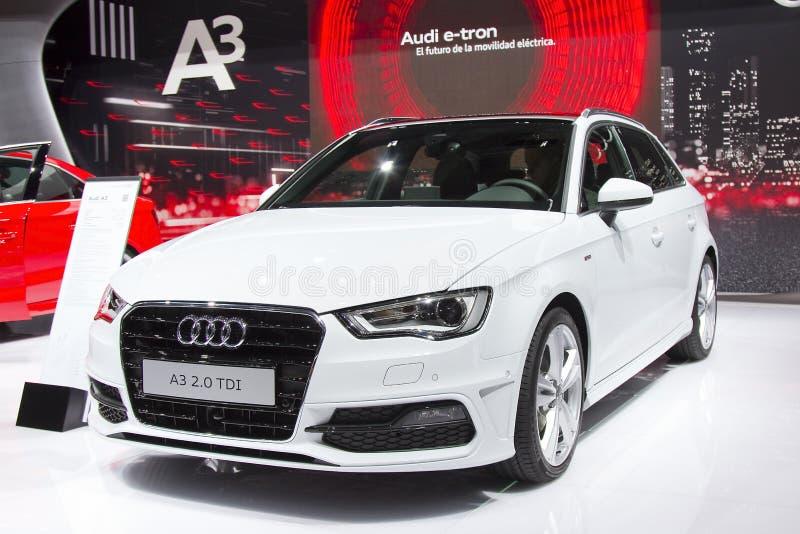Audi A3 image stock