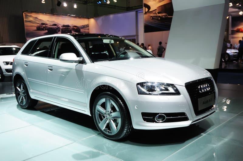 Audi a3 immagini stock libere da diritti