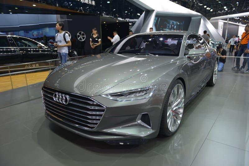 Audi-de auto van het proloog allroad concept royalty-vrije stock afbeelding