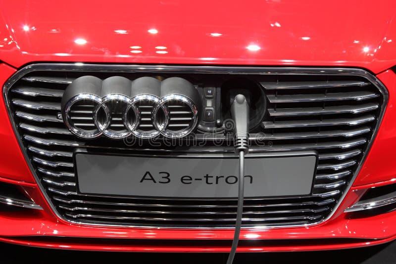 Audi A3 e-Tron stock foto's