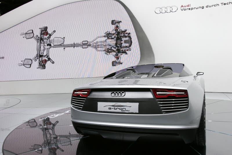 Download Audi E-tron Electric Sport Car Editorial Photo - Image: 16314721