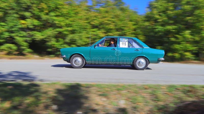 AUDI 80 - 1974 editorial photo. Image of lake, automobile - 182880836
