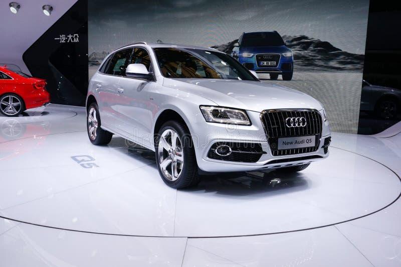 Audi Q5 fotografia de stock