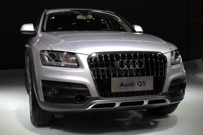 Audi q5 photos libres de droits