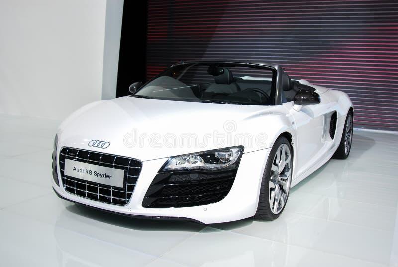 Audi R8 image libre de droits