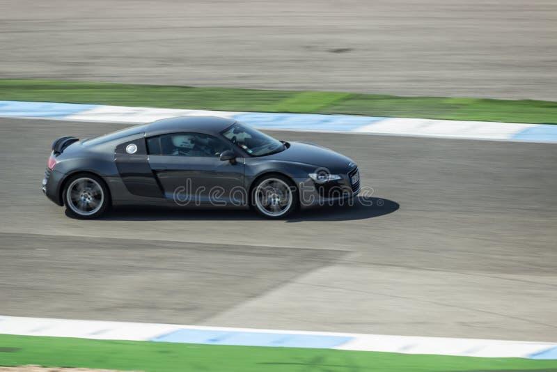 Audi R8 foto de stock royalty free