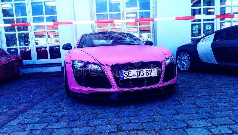 Audi R8 fotografía de archivo