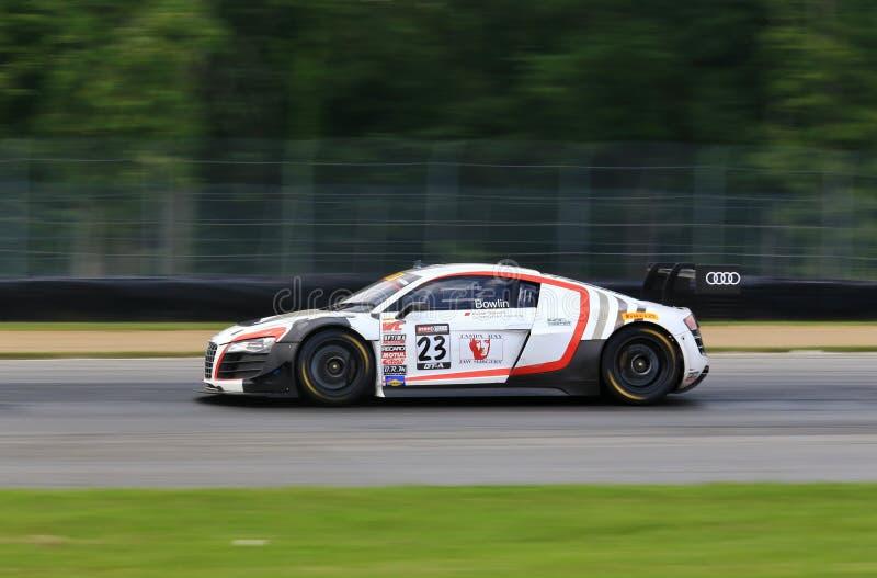 Audi R8 GT immagini stock