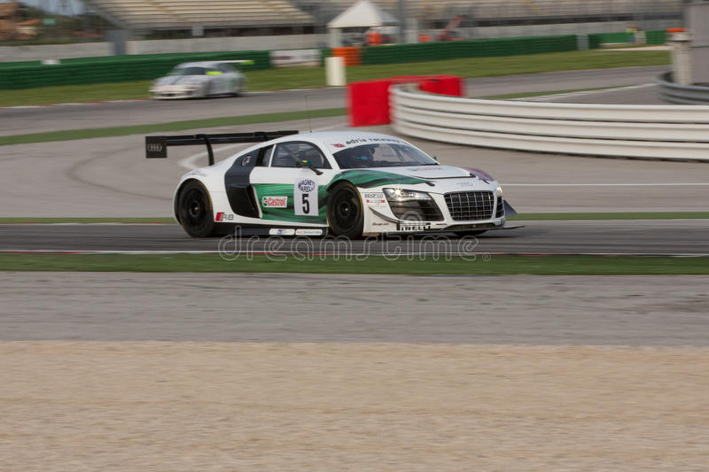 Download Audi R8 LMS Race Car Editorial Stock Photo. Image Of Audi    40969383