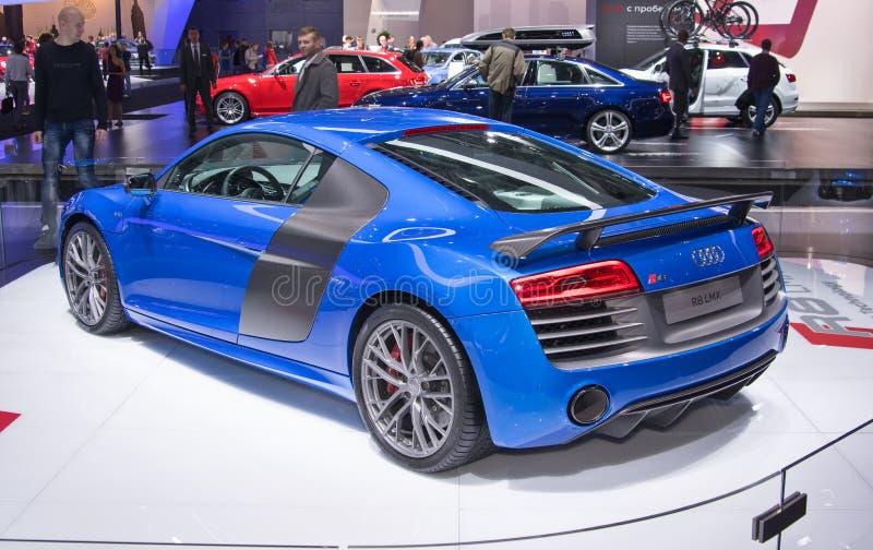 Audi R8 LMX image stock