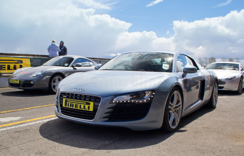 Download Audi R8 editorial photo. Image of audi, front, shiny - 31877481