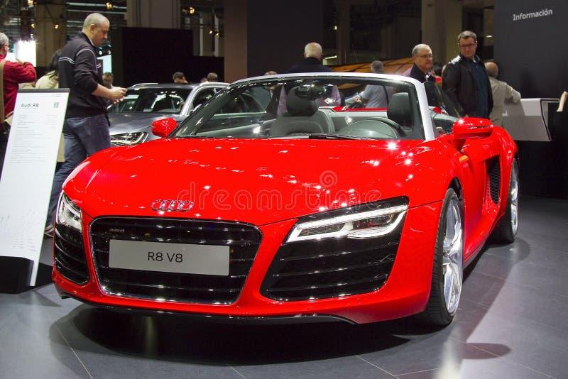Audi R8 V8 photo libre de droits