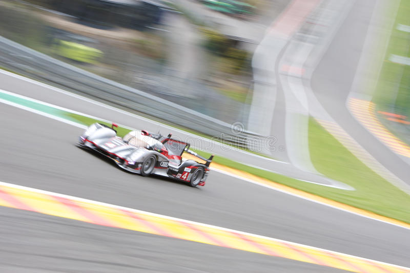 Audi R18 Ultra Editorial Photography