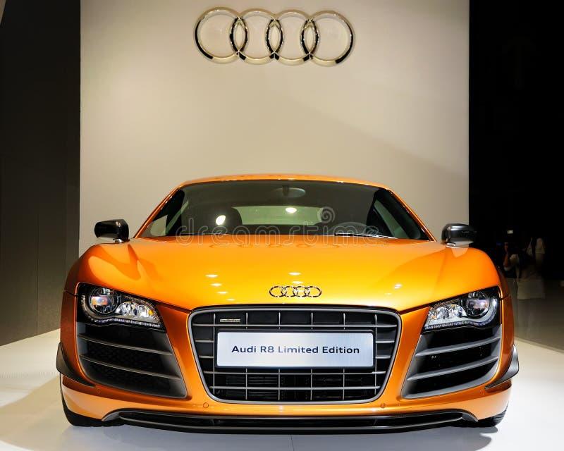 Audi R8 Limited Edition stock photos