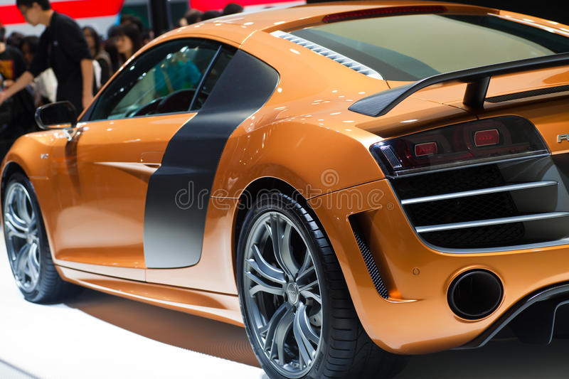 Download Audi R8 Limited Edition editorial photo. Image of trademark - 22249306