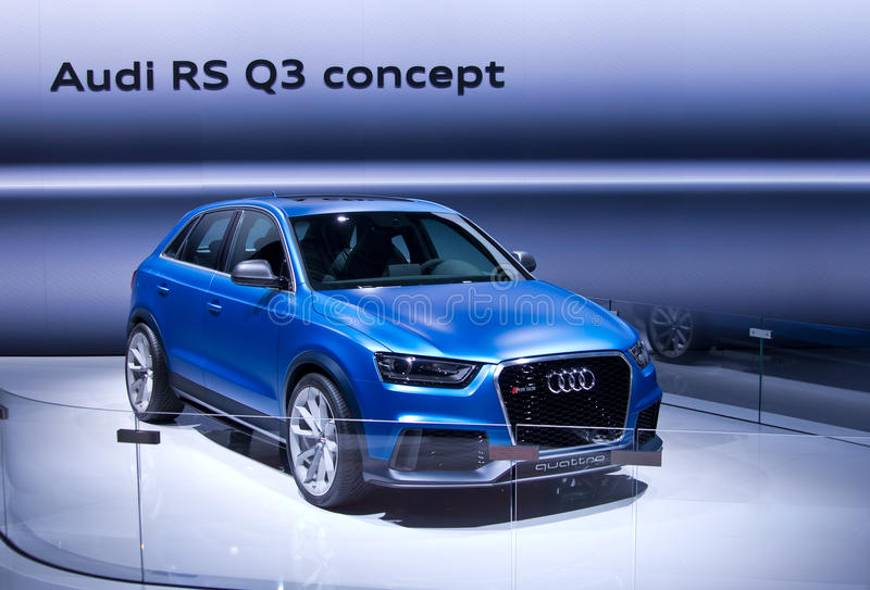 Download Audi RS Q3 Editorial Photo - Image: 26622486