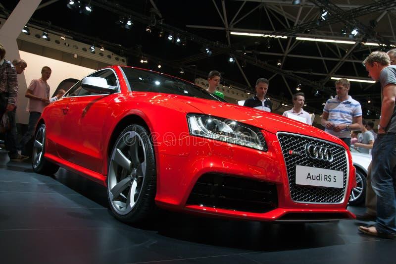 Audi RS5 fotografia stock