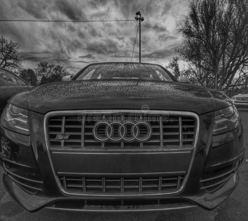 Audi S4 images stock