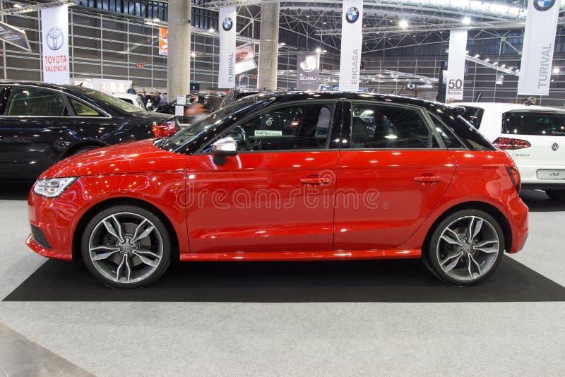 Audi S1 Sportback royalty free stock photography
