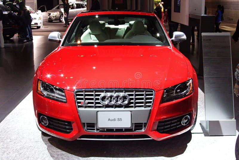 Audi S5 στοκ εικόνες
