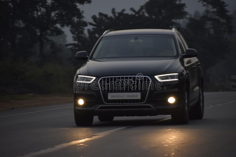 Audi samochód fotografia royalty free