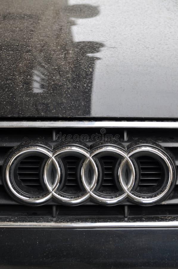 Audi Symbol Editorial Photography Image Of Adrenalim - Audi car symbol