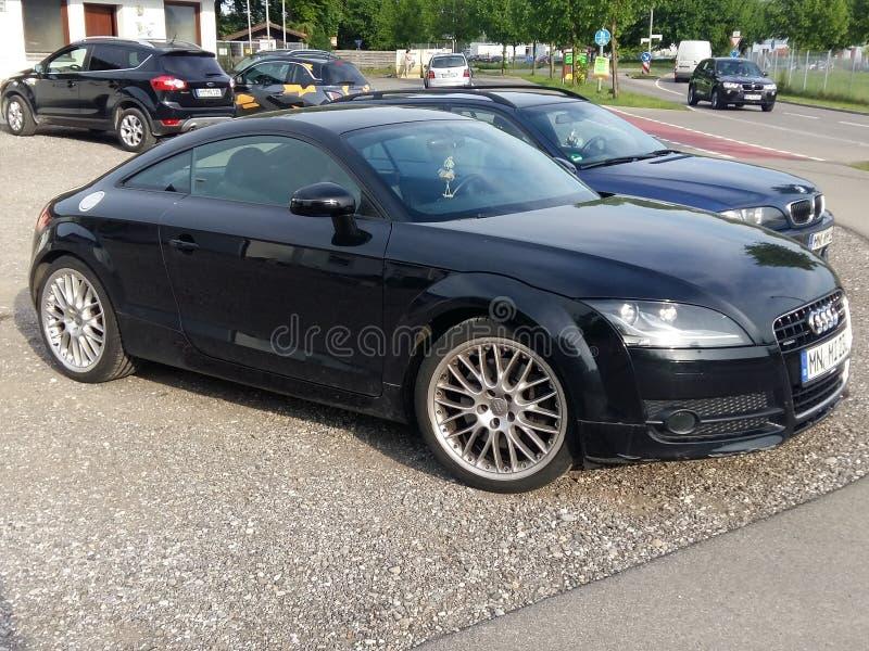 Audi TT lizenzfreies stockbild