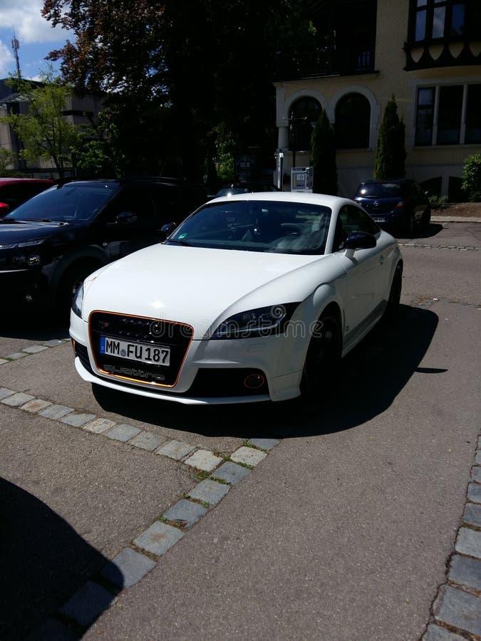 Audi TT lizenzfreie stockfotografie