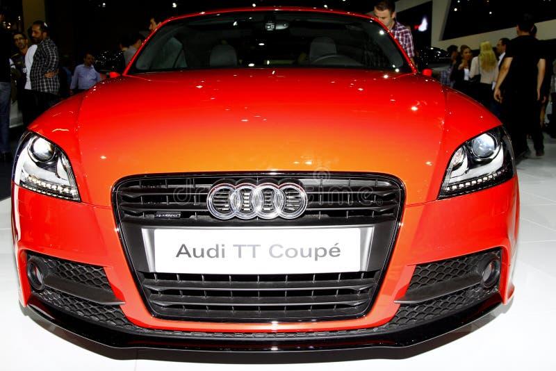 Download Audi TT Coupé redaktionelles stockbild. Bild von istanbul - 27731524