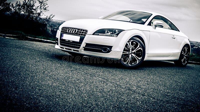 Audi TT zbliżenie zdjęcie royalty free