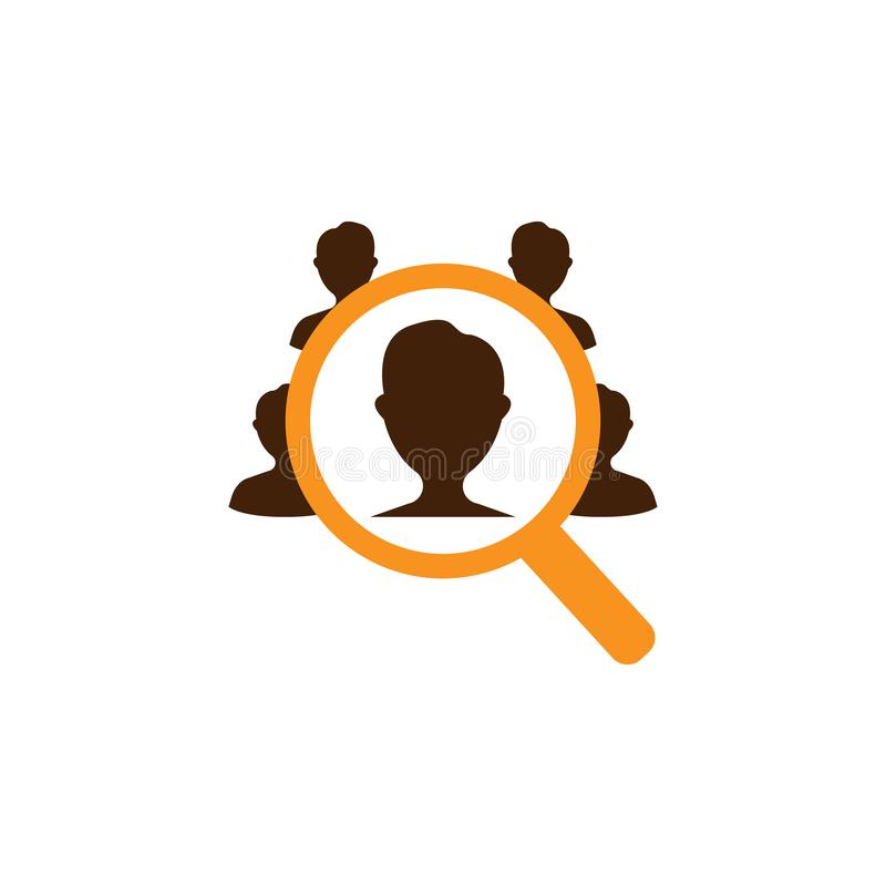Audience, businessman icon. Element of Web Optimization icon for mobile concept and web apps. Detailed Audience, businessman icon. Can be used for web and stock illustration