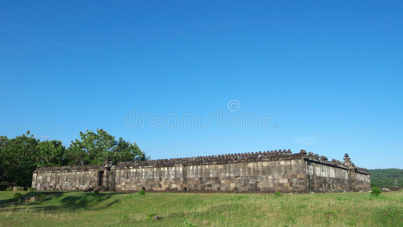 Download Audience Hall Of Ratu Boko Palace Stock Photo - Image: 19877820