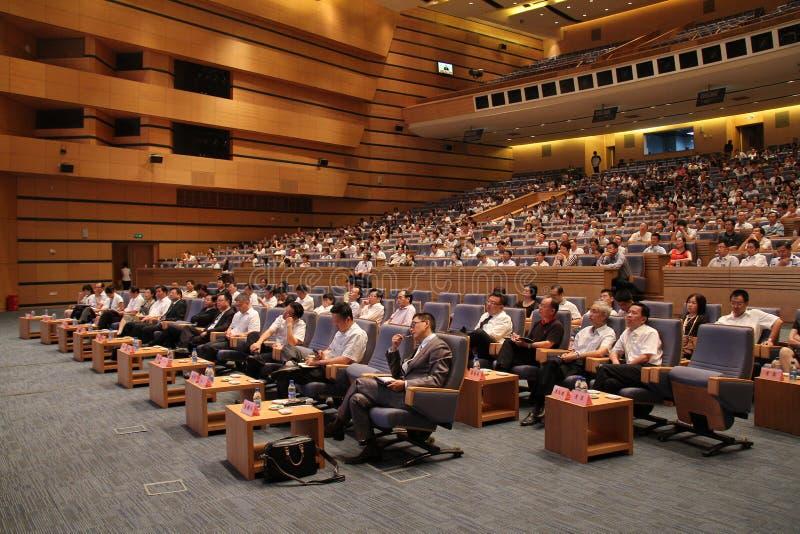 Download Audience Of International Seminar Editorial Image - Image: 21357570